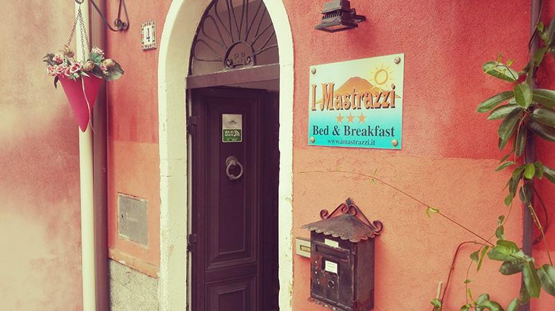 Bed & Breakfast I Mastrazzi