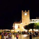 La Piazza a Taormina