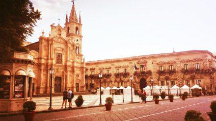 Acireale Barocco Sicilia
