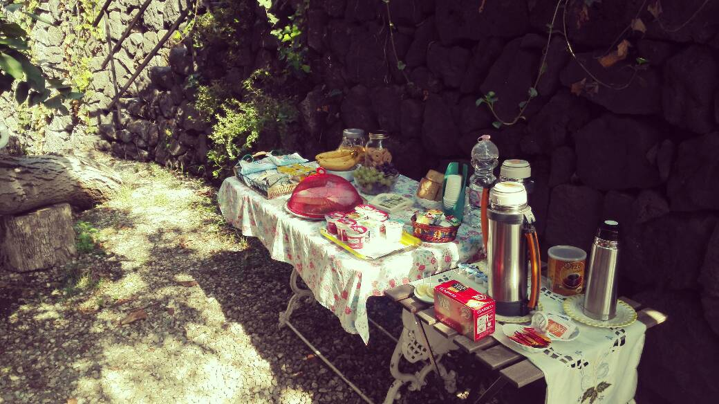 colazioni B&B Villa Lidia Acireale