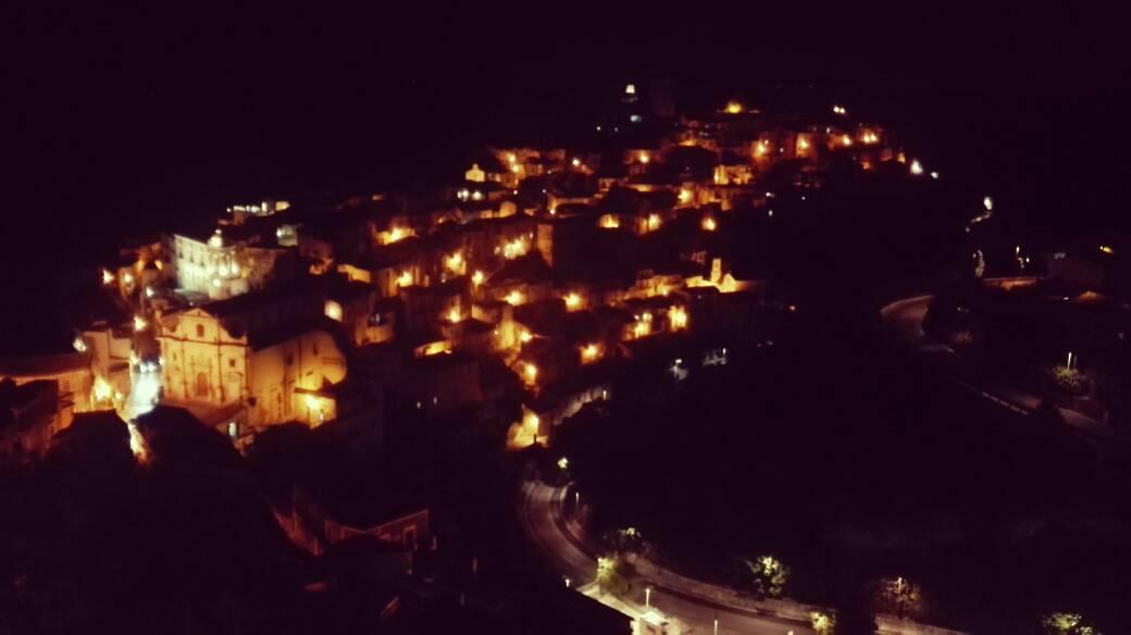 Ragusa Ibla di notte
