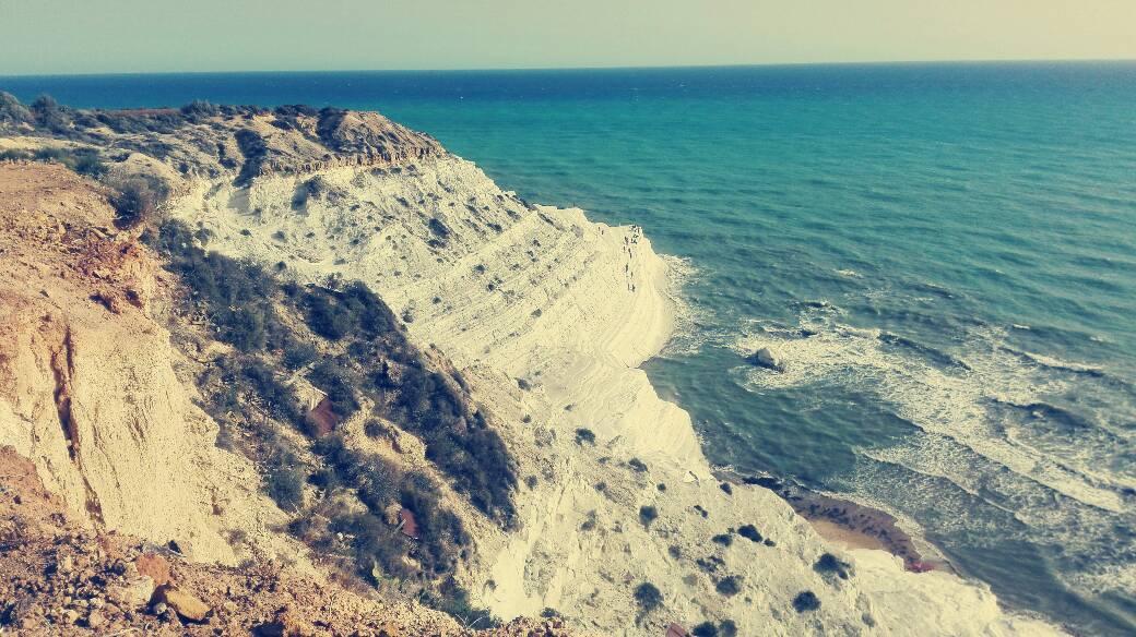 spiaggia bianca agrigento
