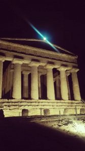Tempio della concordia Agrigento