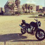 Maria, la mia moto...
