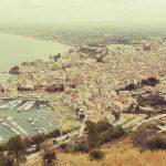 Castellamare, Trapani, vista dall'alto