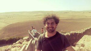 Panorama a Sa Nuraxi