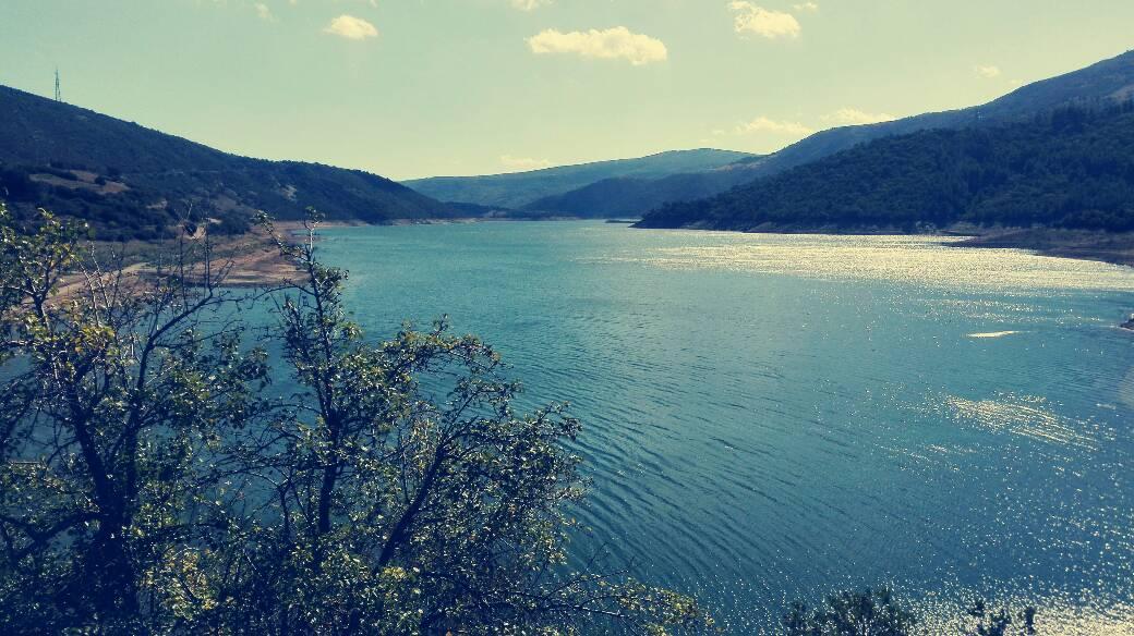 lago di flumendosa