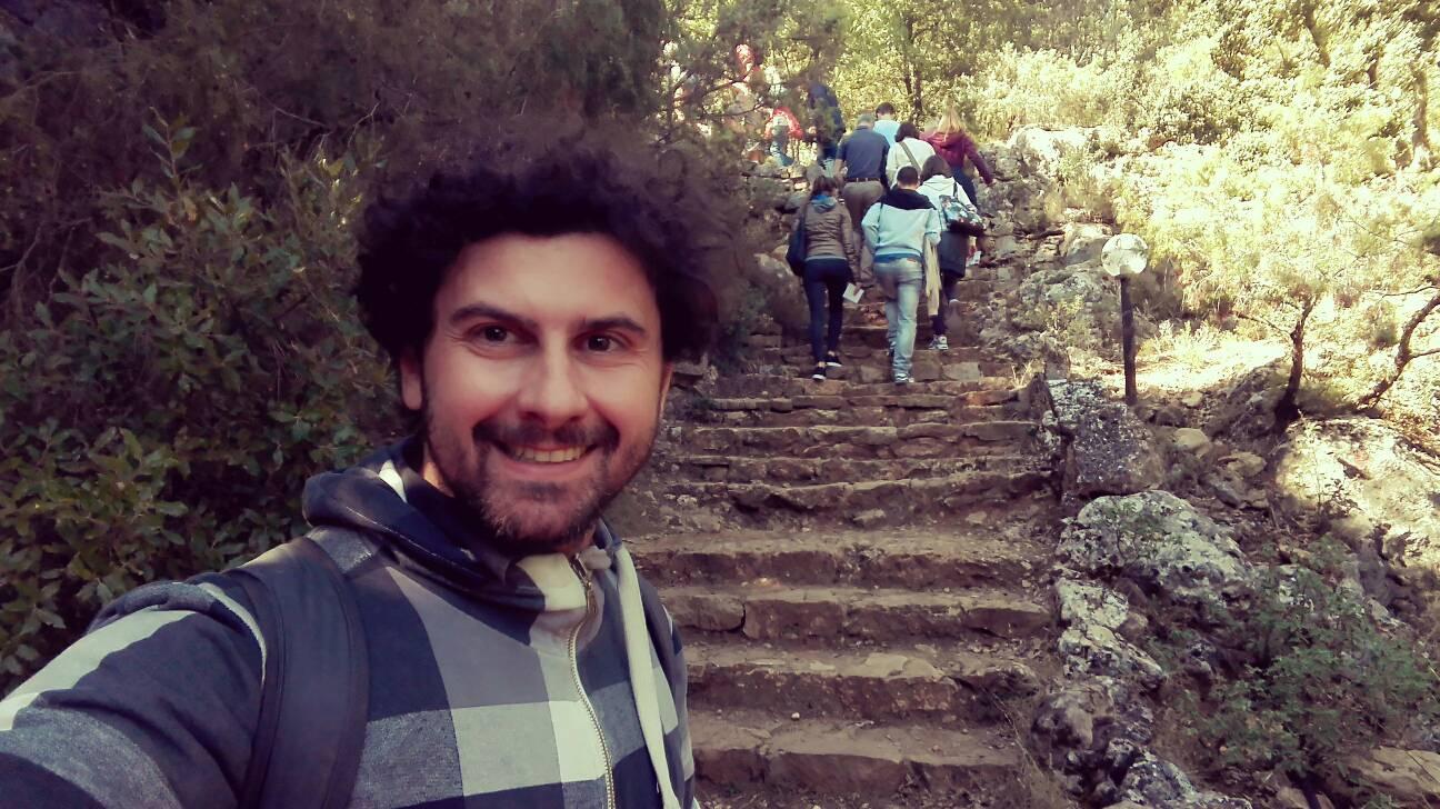 escursione alle grotte di ulassai