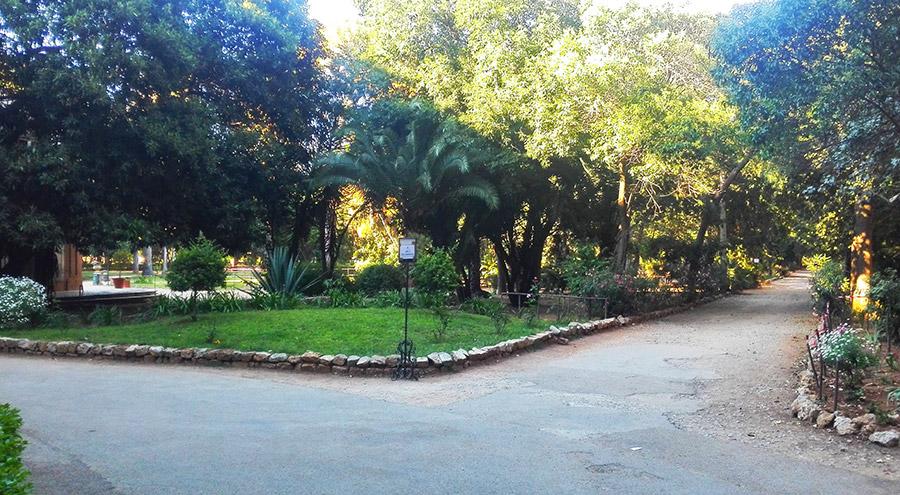 giardini di palermo, villa trabia
